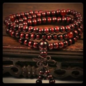 Bohemian type bracelet